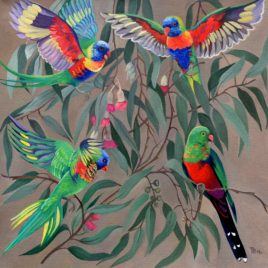 Birds of Paridise.(Prints, posters)