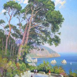 "Alexandr Masik ""Crimean Pines"""