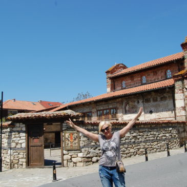Next stop- Nesebar, Bulgaria