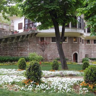Gulhane Park in Istanbul, Turkey