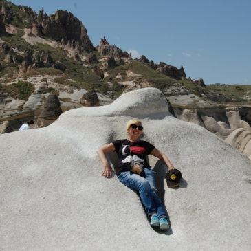 Modern Cappadocia.  Ilhara Valley. My Tours