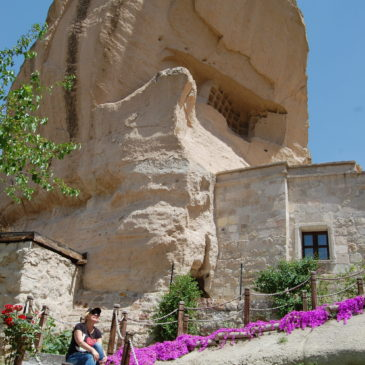Gureme, Cappadocia, Turkey. My tours.