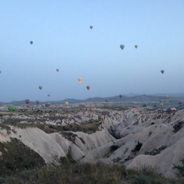 My Tours! I love Cappadocia!