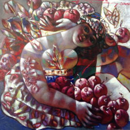 "Nikolay Prokopenko ""Among the fruit"""