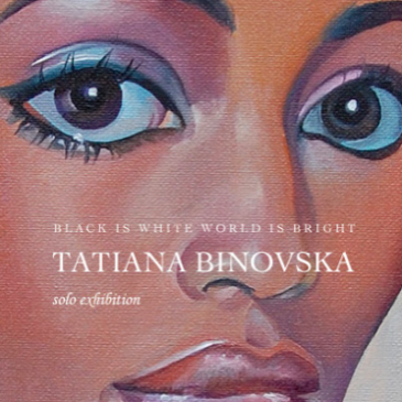"Tatyana Binovska Solo exhibition in ""The Framery Gallery, Cape Town, SA, 2011"