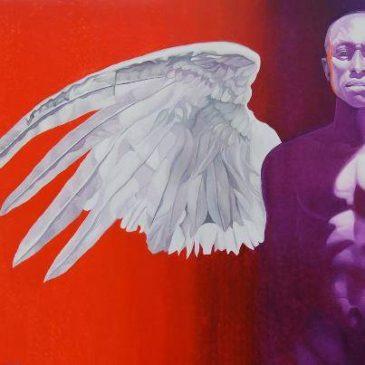 """Black is White"" series by Tatyana Binovska"