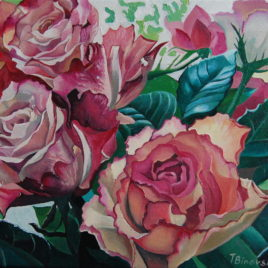 """Roses"" 2019 SOLD"