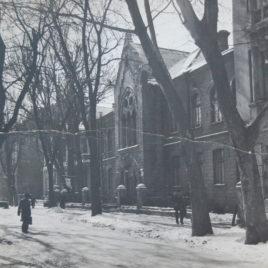 "Eugeniy Morozovsky "" Yasnaya street"""