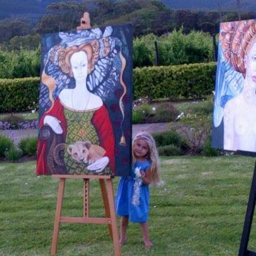 Solo exhibition in Steenberg Wine Estate, Cape, Town, SA 2014