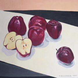 "T. Binovskaya ""Apples"""