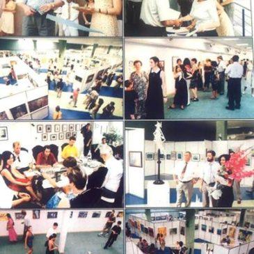 "International Art Biennale ""Marina -2000"""