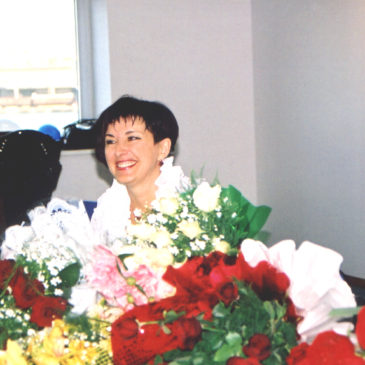 Binovska solo exhibition, 2003