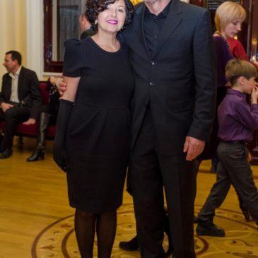 41 years old, we met with Radu