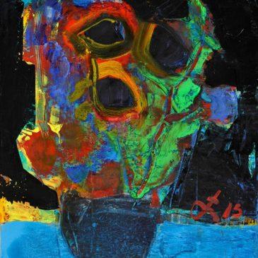 Exhibition of artists-winners of artrating  Sergey Gai (Lviv)
