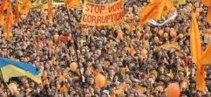 November 2004 Orange Revolution
