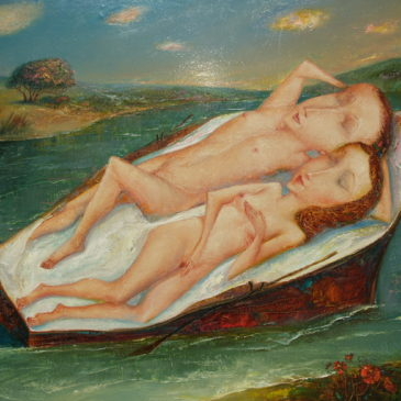 """Artists of the Dnieper"" Arlis Gallery Nikopol in the Odessa Maritime Art Gallery"