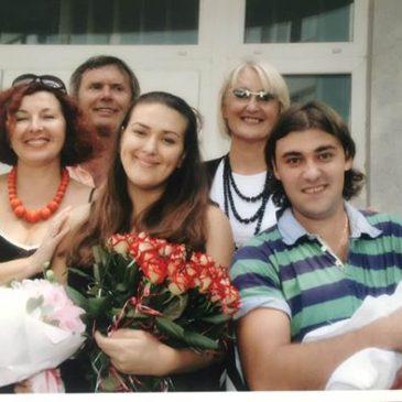 Birth of Marsel 2007