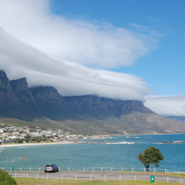 Cape Town. Our walks. Sea Point Promenade