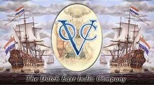 SA Hictory. Dutch East Indian Company