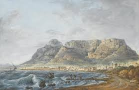 European settlement from 1652 in South Africa